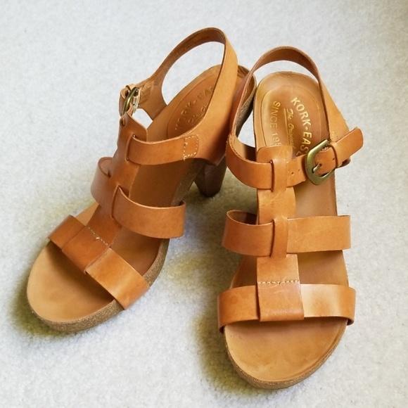 Kork-Ease sandals! EUC!